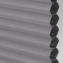 VALE Flat Roof Honeycomb Blackout Blind | Hive Concrete