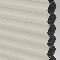 VALE INTU Cellular/Pleated Blackout Blind | PX72002-Hive Cream