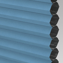 VALE Blackout Honeycomb Blind | PX72009-Hive Denim