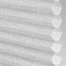 VALE Translucent Honeycomb Blind | PX78102-Hive Matrix Silver