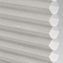 VALE Flat Roof Honeycomb Translucent Blind | PX78001-HiveSilkweave Elephant