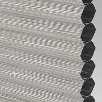 VALE INTU Cellular/Pleated Blackout Blind   PX78501-HiveSilkweave Elephant