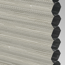 VALE INTU Cellular/Pleated Blackout Blind | PX78502-Hive Silkweave Hills