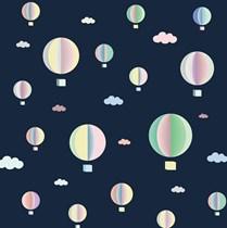 Genuine VELUX® (DKL) Childrens Blackout Blind | Hot Air Balloons 4666