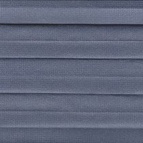 VALE Blinds Electrically Operated 25mm Duette Flat Roof Blind   Unix - IndianInk 2334