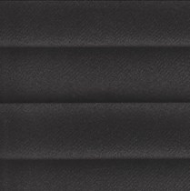VALE Pleated Conservatory Roof Blinds | Infusion asc FR Black