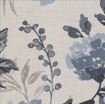 VALE Roman Blind - Inspiration Collection | Iveagh Grey Skies