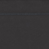 Luxaflex Silhouette 75mm Vane Grey/Black Blind | Matisse-Ebony Black 5502