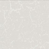 Decora 89mm Fabric EasyCare Wipe Clean Vertical Blind | Metz Ivory
