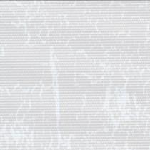 Decora 89mm Fabric EasyCare Wipe Clean Vertical Blind | Metz White