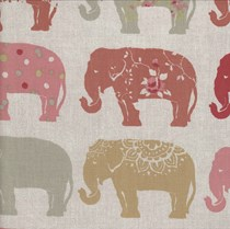 VALE Roman Blind - Creative Collection | Nelly Spice