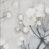 VALE Roman Blind - Imperial Collection   Nelson Ink Blue