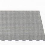 Luxaflex Base Plus Awning - Plain Fabric   Argent-7552