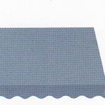 Luxaflex Base Plus Awning - Plain Fabric   Bleuet-8204