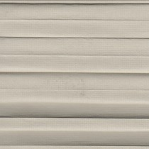 VALE Flat Roof 25mm Duette Blind | Unix - Oyster 4440