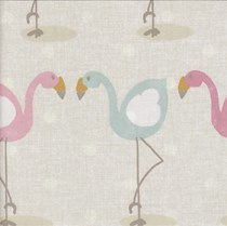 VALE Roman Blind - Creative Collection | Pinky Multi