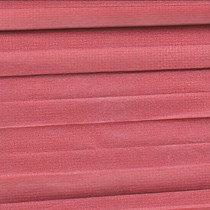 VALE Flat Roof 25mm Duette Blind | Unix - Red 5673