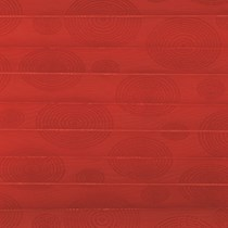Genuine Roto Pleated Blind (ZFA-M)   3-F58-Red Rings