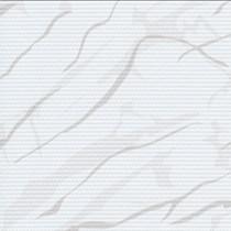 Decora 89mm Fabric EasyCare Wipe Clean Vertical Blind | Sahara White