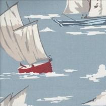 VALE Roman Blind - Creative Collection | Sailing Marine