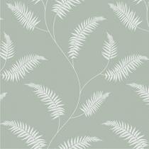 Decora Roller Blind - Fabric Box Design Translucent   Sephora Willow