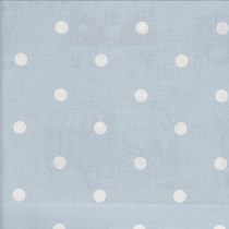 VALE Roman Blind - Creative Collection | Spot Powder Blue