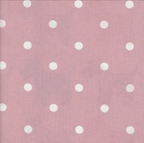 VALE Roman Blind - Creative Collection | Spot Rose