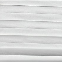 VALE Blinds Electrically Operated 25mm Duette Flat Roof Blind | Unix - Swan 0201