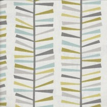 VALE Roman Blind - Creative Collection | Torso Teal