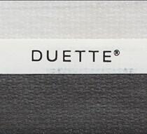 Luxaflex 25mmTranslucent Duette Blind | Unik Duo Tone 0626