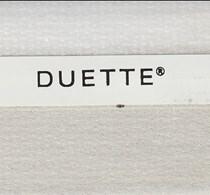 Luxaflex 25mmTranslucent Duette Blind | Unik Duo Tone 9241