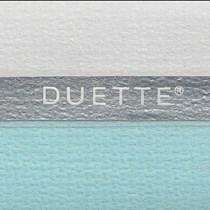 Luxaflex 32mm Room Darkening Duette Blind | Unik Duo Tone 7896