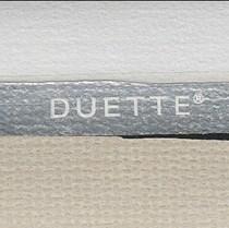 Luxaflex 32mm Room Darkening Duette Blind | Unik Duo Tone 9210