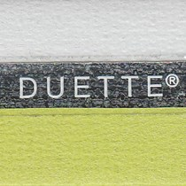 VALE 25mm Unix Room Darkening Duette Blind | Killamey 4115