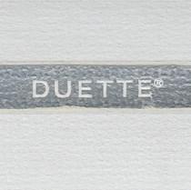 VALE 25mm Unix Room Darkening Duette Blind | Swan 0201