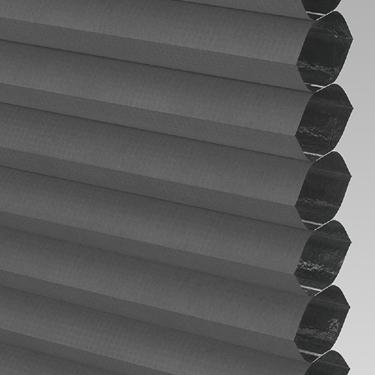VALE Flat Roof Honeycomb Blackout Blind