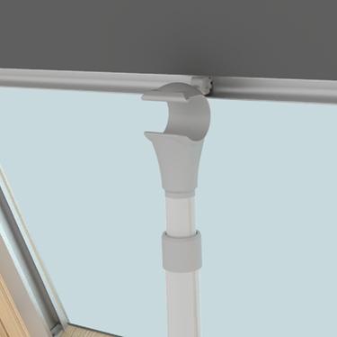 VALE Skylight Window Rod Control (C)